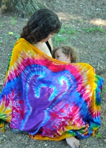 In keeping with the random theme, this picture has nothing to do with the actual post....I just really like it!  My friend Shellei of www.goddessgarb.comdyed this gorgeous cloth.