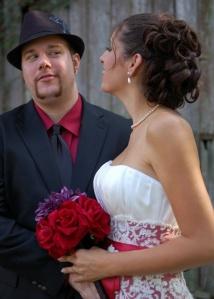 mike looks wedding